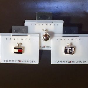"""Charmful"" Tommy Hilfiger Bundle of 3 Loose Charms"